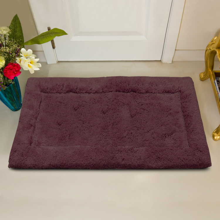 SPACES Active Hygro Rectangular Anti-Slip Bathmat - 40 x 60 cm