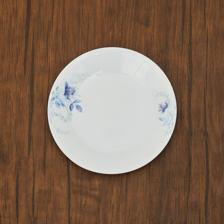 Corelle Blue Floral AsiaBread & Butter Plate