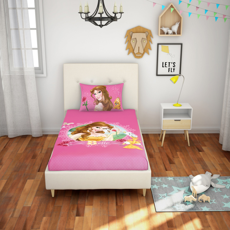 SPACES Disney Print 2-Piece Bedding Set - 152 x 223 cm
