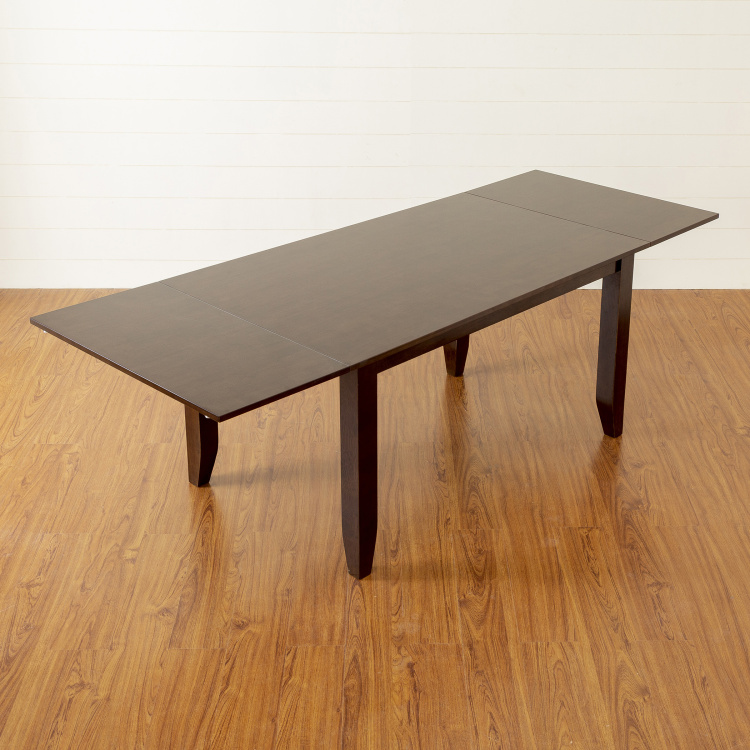 Butterfly 4-6-8 Extension Dining Table