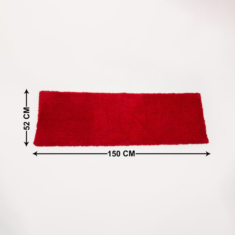 Pristine-Advanced Textured Anti-Slip Bath Rug - 150 X 52 cm