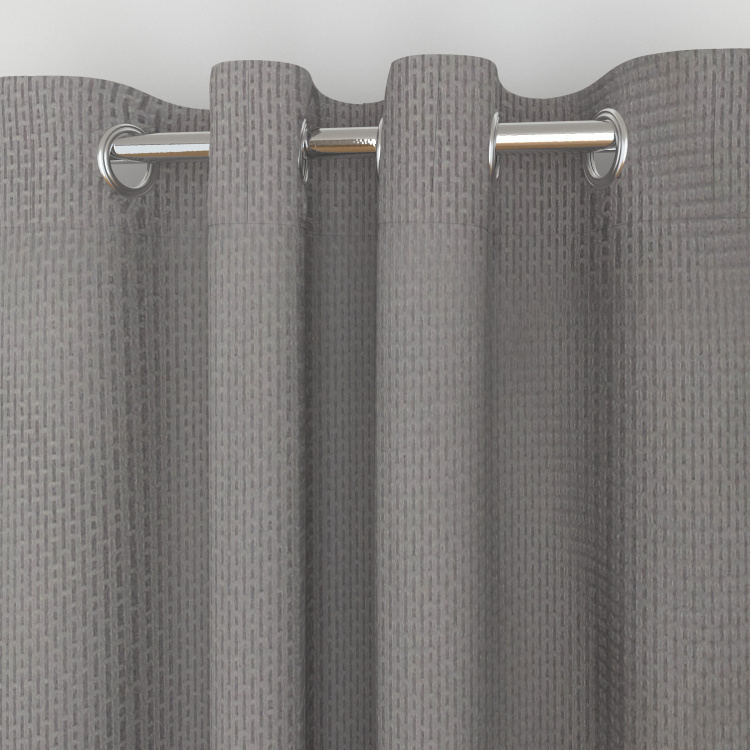 Shawn 2-Piece Blackout Curtain Set- 120 x 160 cm