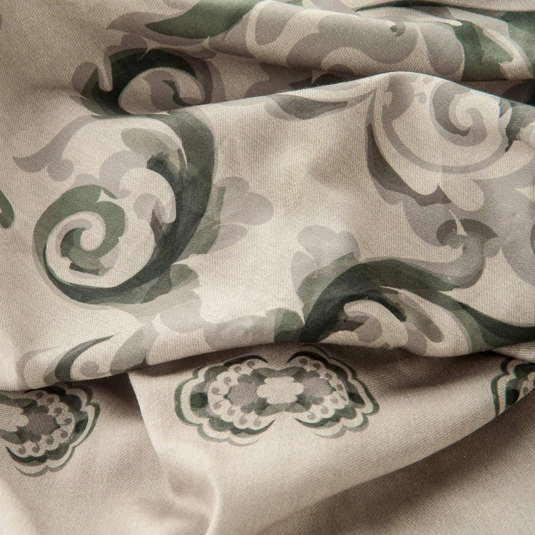 SPACES Occasions Printed Double Bed Comforter - 218 x 224 cm