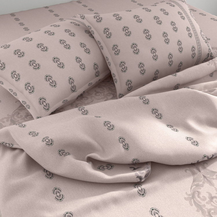 SPACES Occasions 3-Piece Double Bedding Set - 274 x 274 cm