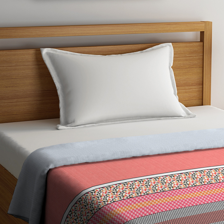 PORTICO Cadence Printed Single Bed Comforter - 152 x 224 cm