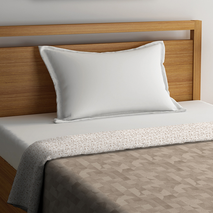 PORTICO Hashtag Reversible Single Bed Comforter - 152 x 224 cm
