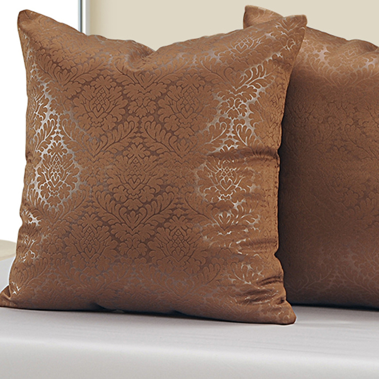 SWAYAM Paisley Print Cushion Covers - Set of 2 30 x 30 cm