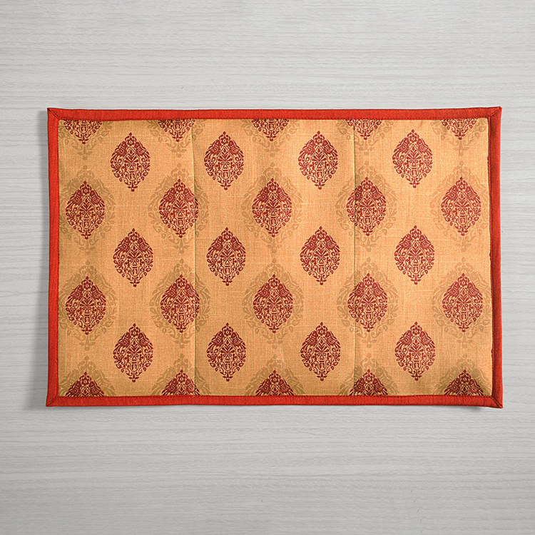 SWAYAM Printed Placemats - Set of 2