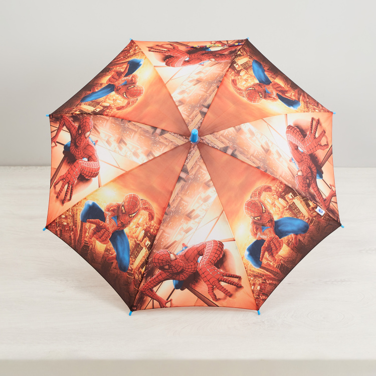 Canopy Spiderman Printed Kids Umbrella